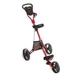 Bag Boy Express DLX Pro Push Cart - Red
