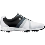 Footjoy Energize Men's Golf Shoes - White/Black
