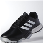 Adidas Adipower Boost 3 Men's Golf Shoes - Black/White