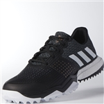 Adidas Adipower Sport Boost 3 Men's Golf Shoes - Black/White