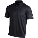 Under Armour Men's Performance Polo - Black
