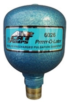 250PSI Accumulator (Pulsation Dampener) SKU 8.617-346.0