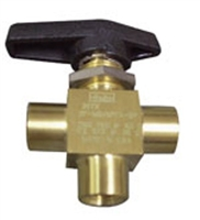 3 Way Ball Valve 1/8P SKU 8.629-707.0
