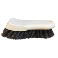 HAND FIT HORSEHAIR BRUSH SKU AB09