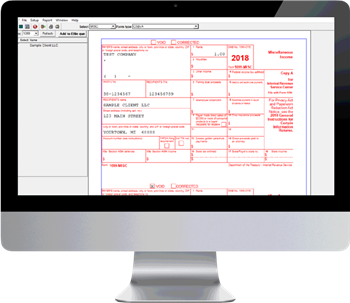 W-2 1099 Software