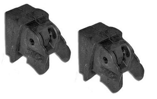 Rollerblade brake ABT 2 Pair with Hardware