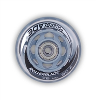 Rollerblade Inline Skate Wheels 76mm 80A