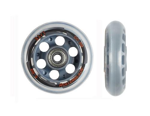 Rollerblade Replay Wheels 80mm 82A w/ SG7 Bearings - 8 pack