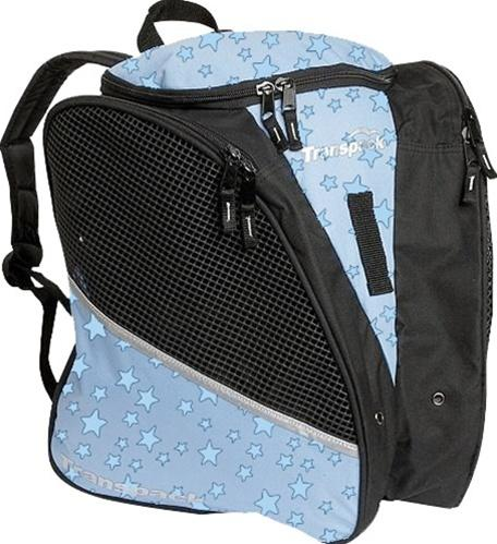 Transpack Ice Skate Bag Print - Powder w/ Stars