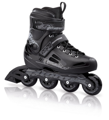 Rollerblade Fusion X3 2012 Mens Inline Skates - Size 9