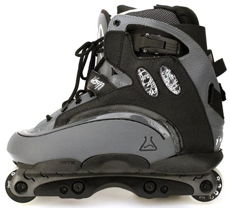 Remz 08 ONE aggressive inline skates US 8 UK 7
