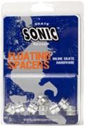 Sonic bearing spacers