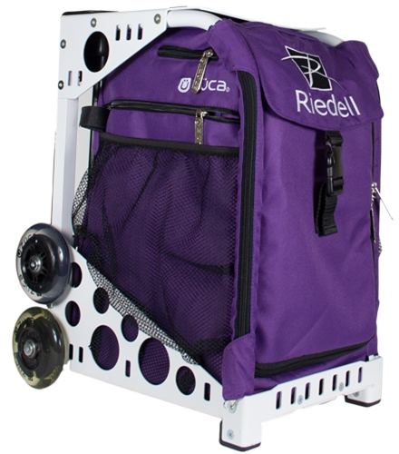 Riedell Zuca Skates Bag with wheels