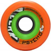 B'Zerk Derby Skate Wheels Psycho Orange