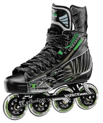 Tour Fish Bonelite Pro Black Hockey Skates