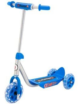 Boys Scooter Jr. Lil' Kick Blue