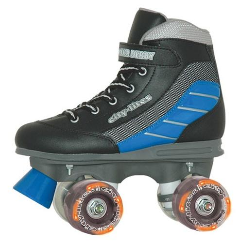 Roller Derby City Lites Roller Skates for Boys - Great buy from a Real Roller Skate Company!