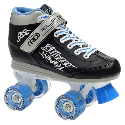 Roller Derby Blazer Boy's Lighted Wheel Skate