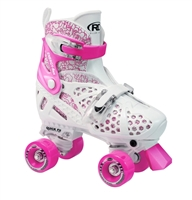 Roller Derby Girls Trac Star Adjustable Quad Skates