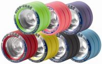 Sure Grip Interceptor V-Drive quad speed wheels 62mm x 42mm.   7 great colors 62mm