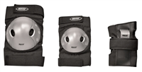 Roces Extra 3 pack skate protective wear