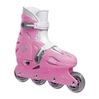 Roces Orlando Kids Adjustable Inline Skates Pink