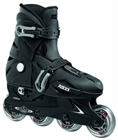 Roces Orlando Kids Adjustable Inline skates Black