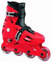 Roces Orlando Kids Adjustable Inline Skates Sport Red