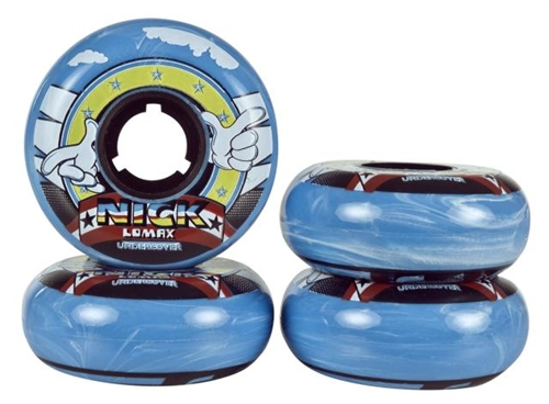 Undercover Skate Wheels Nick Lomax 2012 - 4pack