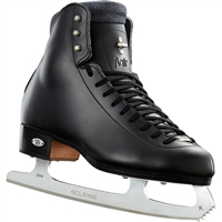 Riedell Ice Skates 910 Flair Black with Eclipse Blades
