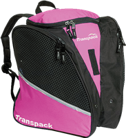 Transpack Ice Skate Bag Pink