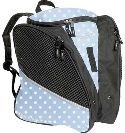 Transpack Ice Skate Bag Print - Powder Dot