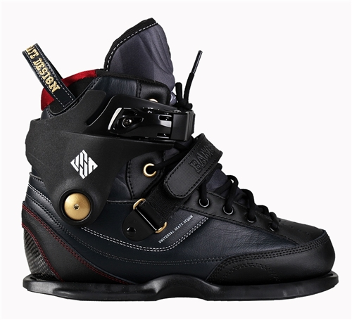 USD Aggressive Skate Boots Carbon III Black