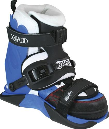 Xsjado Stockwell Blue Aggressive Skates Boot Only
