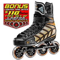 Tour Fish Bonelite 750 Inline Hockey Skates