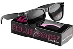Rollerbones Sunglasses - Black