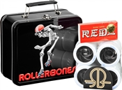 Rollerbones Lunchbox with Turbo 62m92A and Super Reds