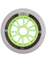 Atom Wheels Boom Inline Race Wheels - 110mm - each