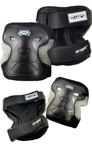 Atom Gear Elbow and Knee Pad Combo