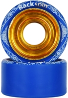 Backspin Royal Aluminum Hub Skate Wheels