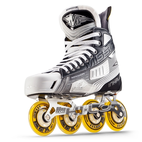 Mission Inhaler AC3 Roller Hockey Skates