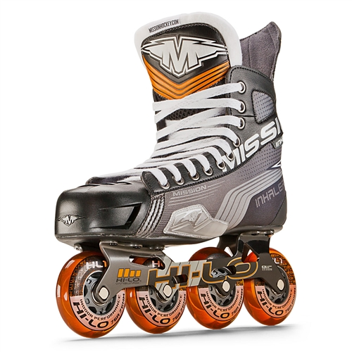 Mission Inhaler AC5 Roller Hockey Skates