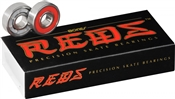 Bones Reds roller skate bearings 8mm (16 pack)