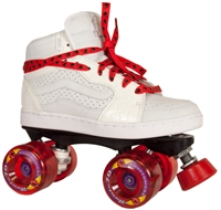 Custom Roller Skates Built from you shoes!