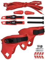 Seba FR Custom Color Kits Red