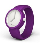 O'Clock Purple Violet Watch