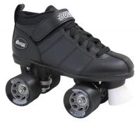 Chicago Roller Skates Bullet Black