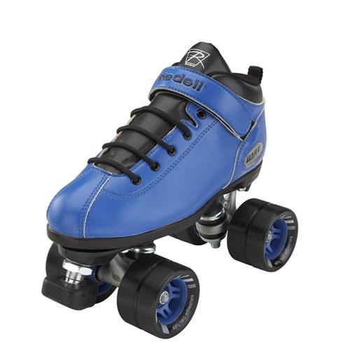 Riedell Dart Speed Skates - Blue