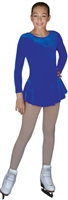 Chloe Noel Figure Skate Dress Cobalt