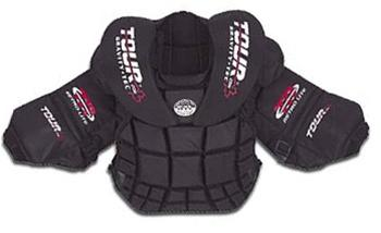 Tour GTL Chest/Arm Pad Senior